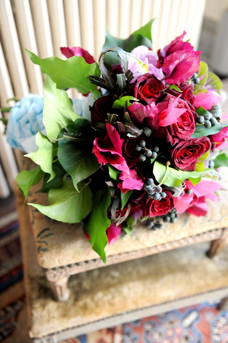 Lart Du Bouquet Welcome
