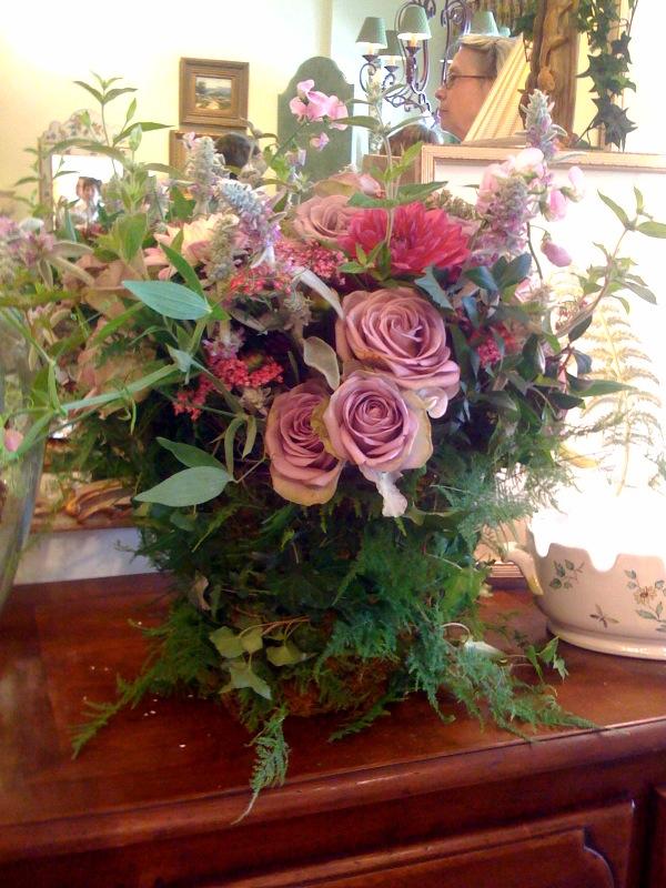 Photo_lavender bouquet