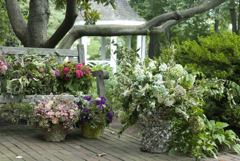 Garden style_jardin view