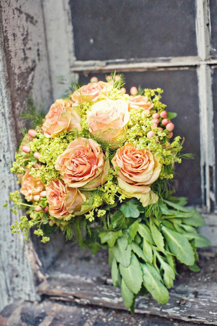L\'Art du Bouquet: Summer Bouquets in the Garden Style